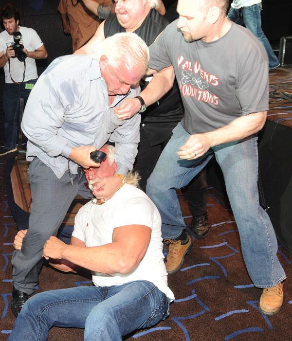 Hulk Hogan Ass 61